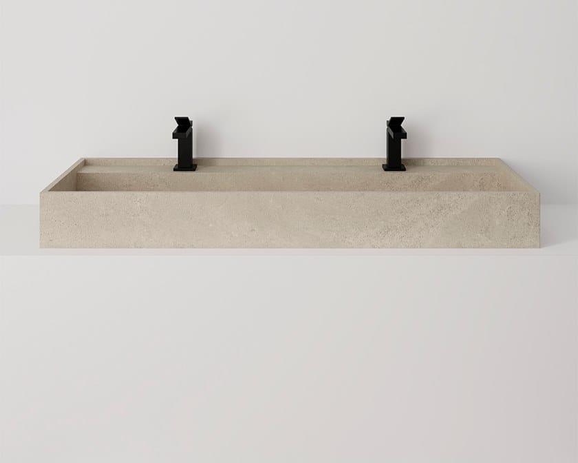 HYDRA Petra Crema Abujardado / Bush-hammered 117x43 cm