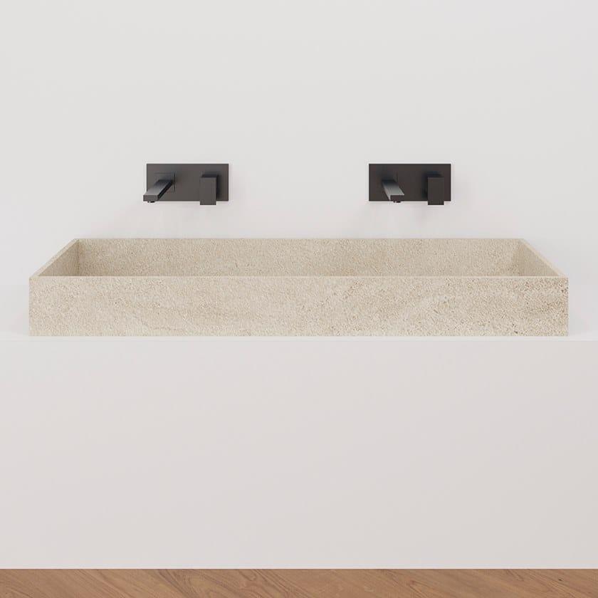 HYDRA WT Petra Crema Abujardado / Bush-hammered 117x43 cm