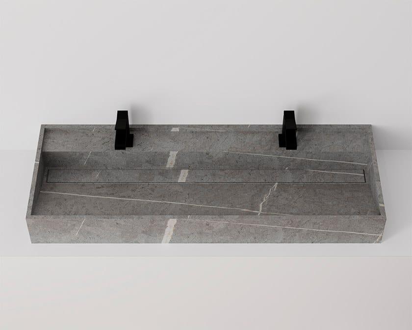 HYDRA WT Senda Gris Natural / Natural 117x43 cm