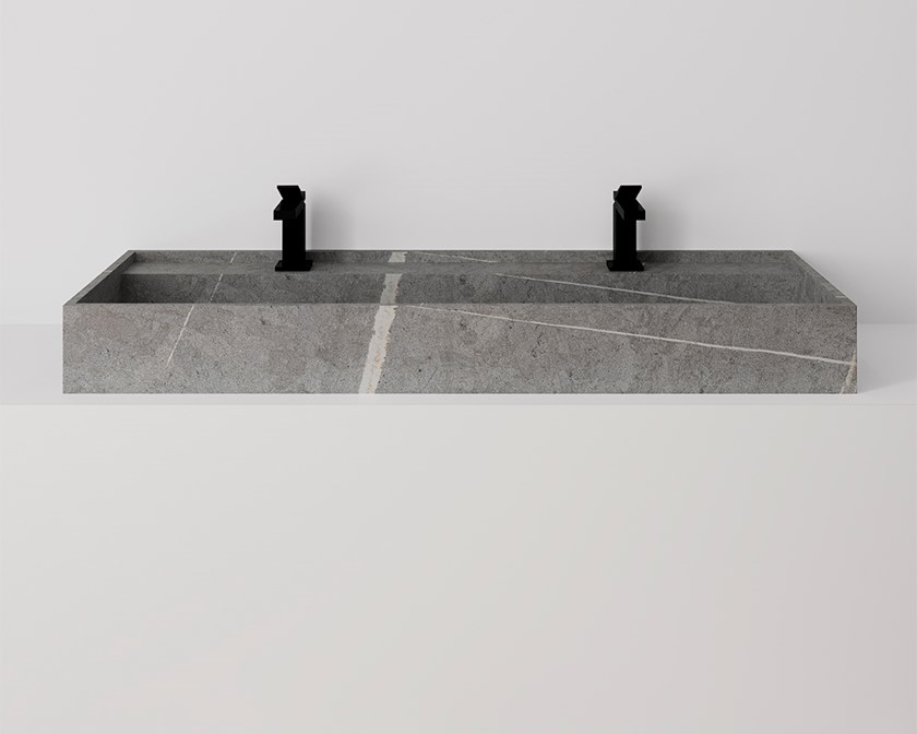 HYDRA Senda Gris Natural / Natural 117x43 cm
