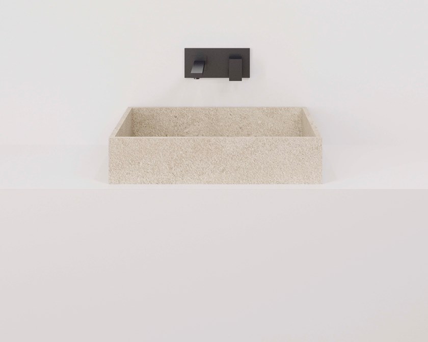 HYDRA WT Petra Crema Abujardado / Bush-hammered 43x60 cm