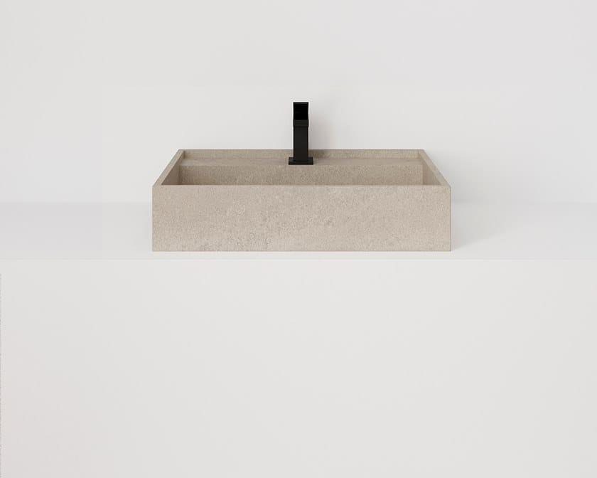 HYDRA Petra Crema Abujardado / Bush-hammered 43x60 cm