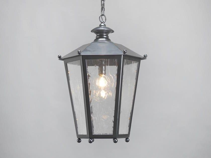 Lampada a sospensione per esterno in acciaio e vetro HYDRA | Lampada a sospensione per esterno by OFFICINACIANI