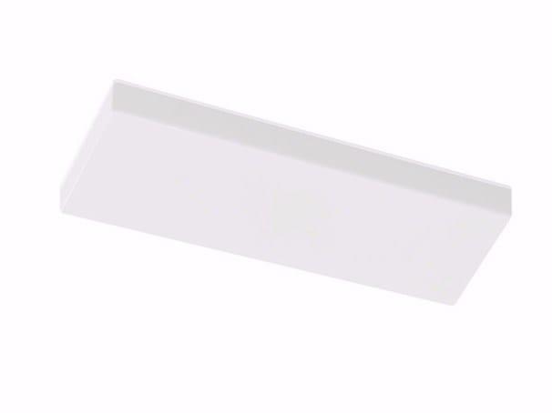 LED wall-mounted emergency light HYDRA | Wall-mounted emergency light by DAISALUX