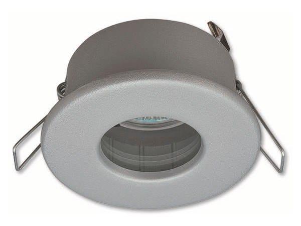 Faretto in alluminio pressofuso a soffitto da incasso HYDROSPOT   Faretto in alluminio by PUK