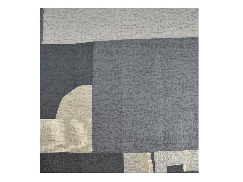 Linen quilt HYGGE I | Quilt by KHEM Studios
