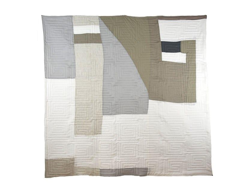 Linen quilt HYGGE II | Quilt by KHEM Studios