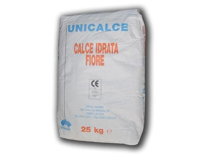 Hydrated and hydraulic lime Hydrated lime by VAGA