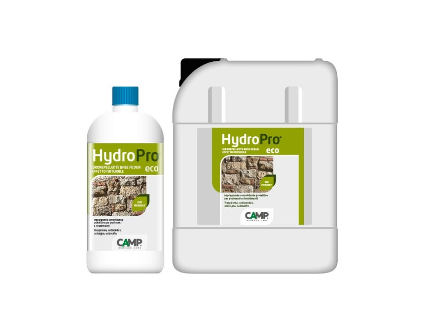 Flooring protection / Surface water-repellent product Hydro Pro® Eco by CAMP