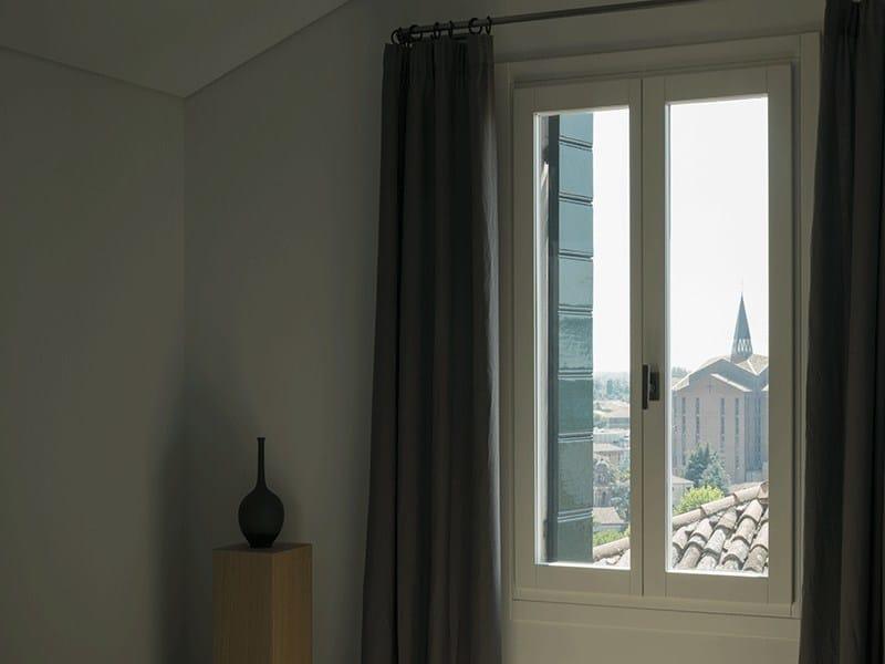Oak window I AM WOOD TECH by PIAVEVETRO