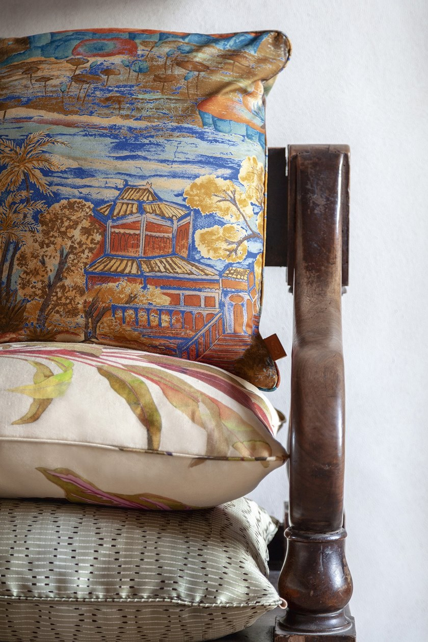 Cuscino Capitonnè Fai Da Te i cuscini decorativi