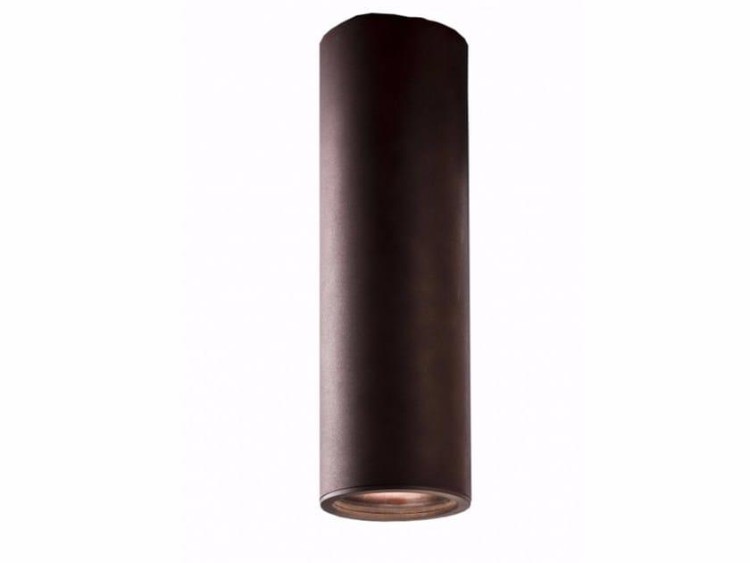 Extruded aluminium ceiling lamp I-PIPEDI | Ceiling lamp by LUCIFERO'S
