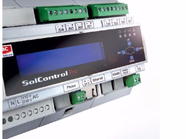 Monitoring system for photovoltaic system IBC SolControl Light+, Basic, Pro by IBC SOLAR