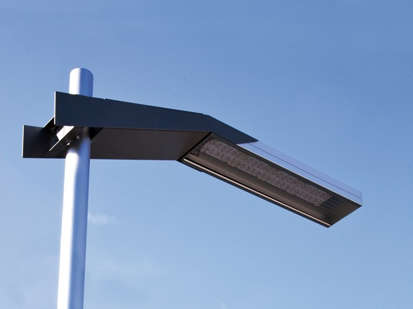 LED Anodized aluminium street lamp IBIS by ENGI