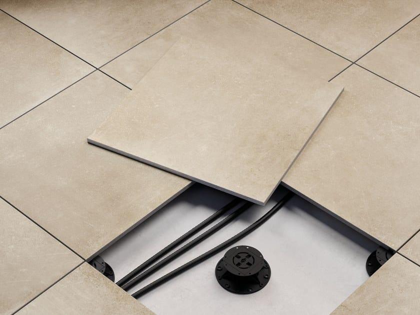 Pavimento per esterni in gres porcellanato effetto pietra ICÔNE BLEU | Pavimento per esterni by Italgraniti