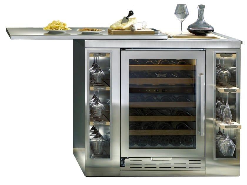 ICB424GS WINE BAR | Cantinetta frigo