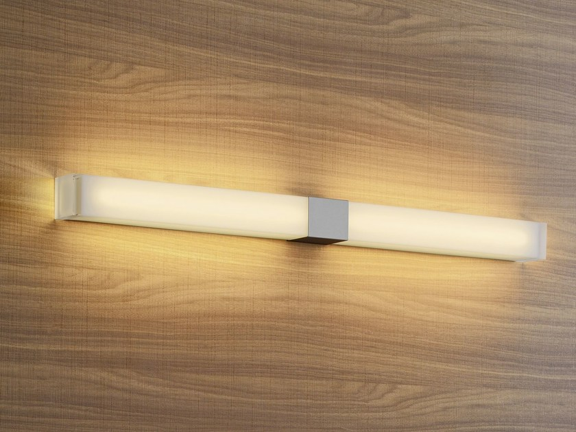 Polycarbonate wall light ICEBERG by FontanaArte