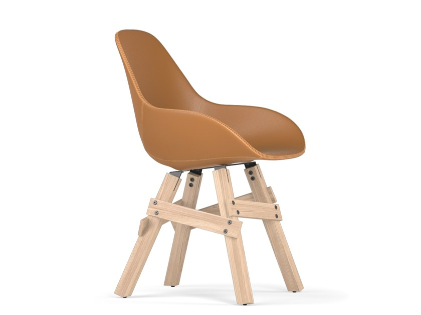 Chair ICON DIMPLE TAILORED by KUBIKOFF