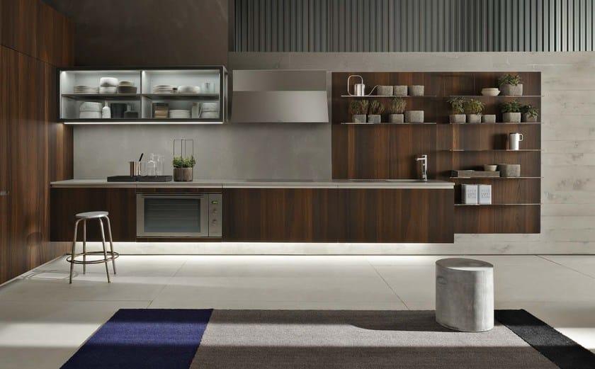 icon k che aus eichenholz by ernestomeda design giuseppe. Black Bedroom Furniture Sets. Home Design Ideas