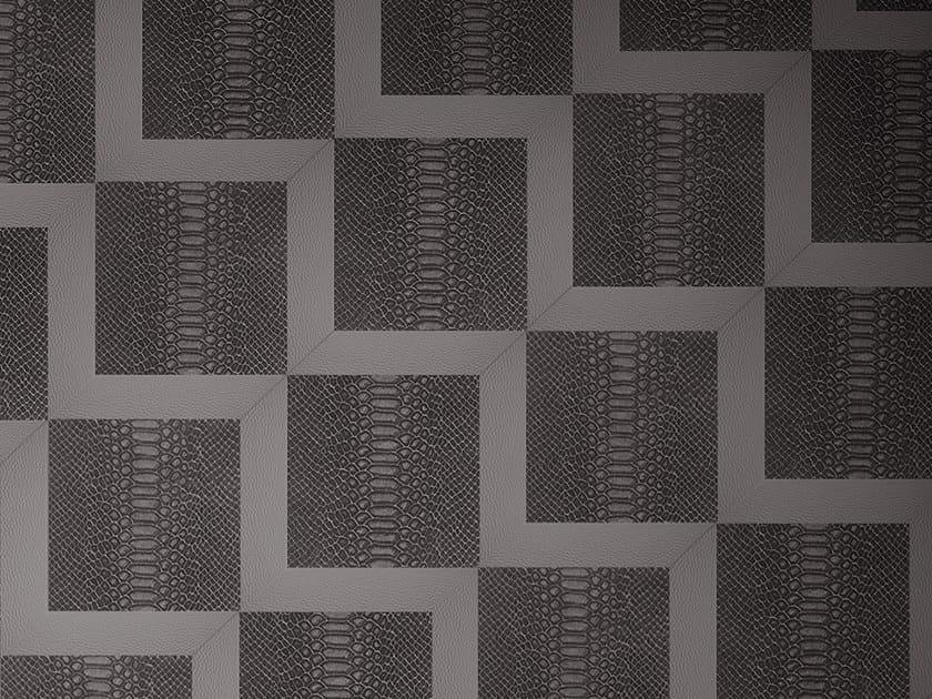 Indoor leather wall tiles ICON by Miyabi casa