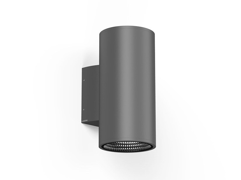 Led direct indirect light wall light icon t bi icon t collection by
