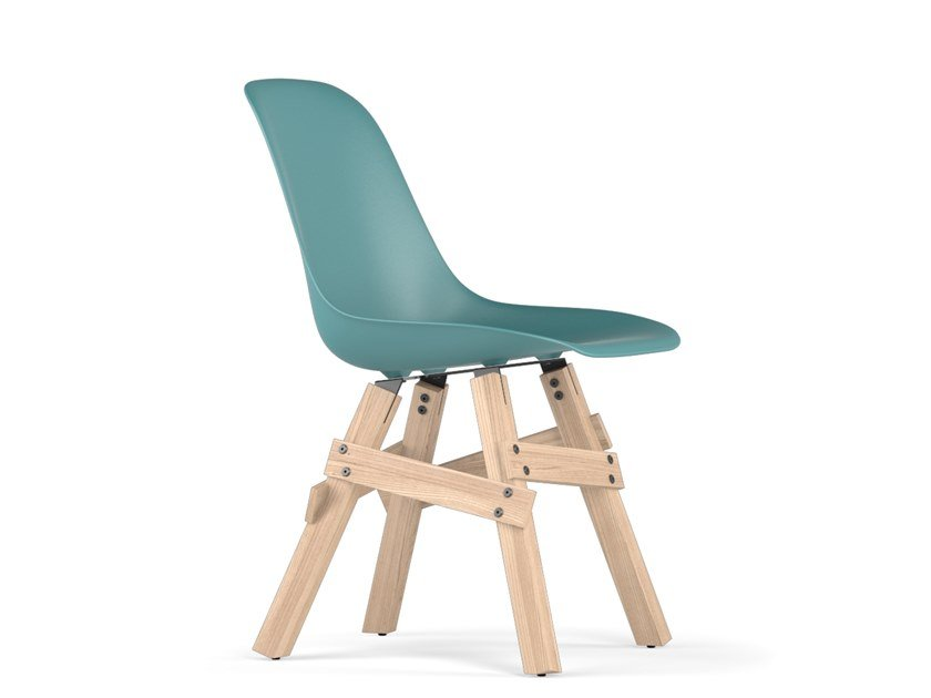 Polypropylene chair ICON V9 | Polypropylene chair by KUBIKOFF