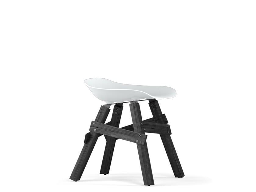 Polypropylene stool ICON V9   Stool by KUBIKOFF