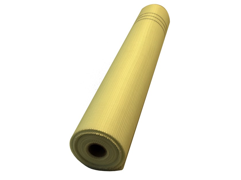 Glass-fibre Mesh and reinforcement for insulation IDATHERM RETE 160 by IDA