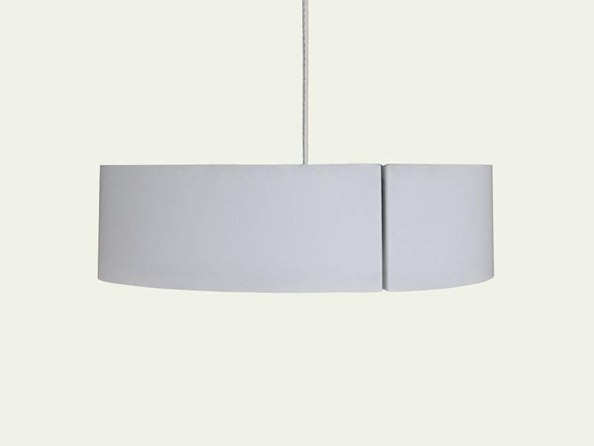 LED acrylic glass pendant lamp IDOMA | Pendant lamp by Saigata