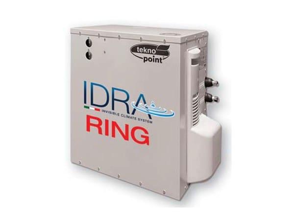 Mono-split air conditioning unit IDRA RING by TEKNO POINT ITALIA