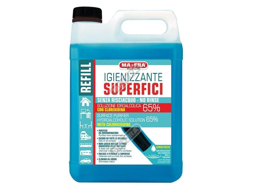 Igienizzante per superfici IGIENIZZANTE SUPERFICI 5L by MA-FRA