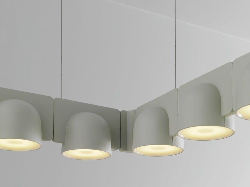 Pendant lamp IGLOO SYSTEM by FontanaArte