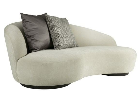 3 seater fabric sofa IGNACIO M by Hamilton Conte Paris