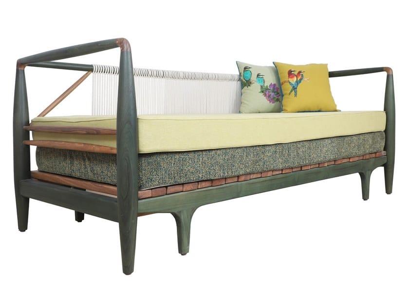 Convertible fabric sofa IKILI by ALANKARAM
