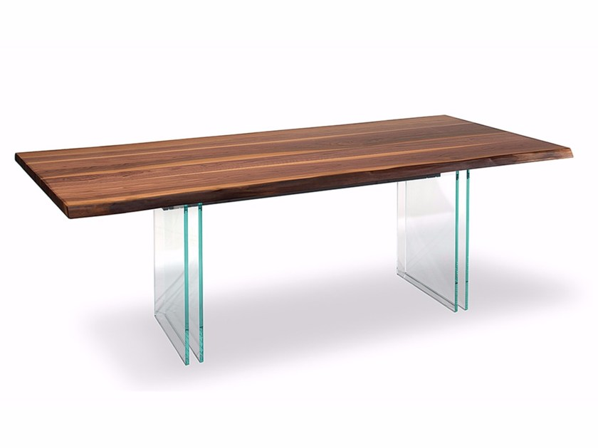 Rectangular table IKON by Cattelan Italia