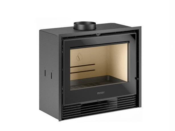 Wood-burning Fireplace insert IL 75/66 V by Piazzetta