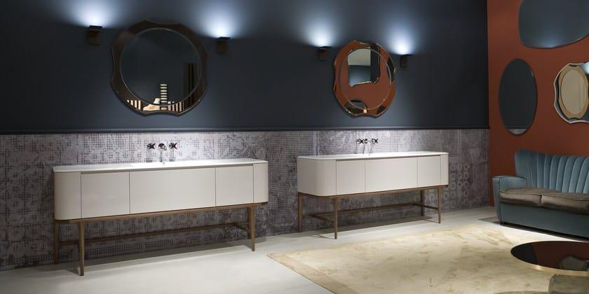 Badezimmerausstattung ILBAGNO By Antonio Lupi Design
