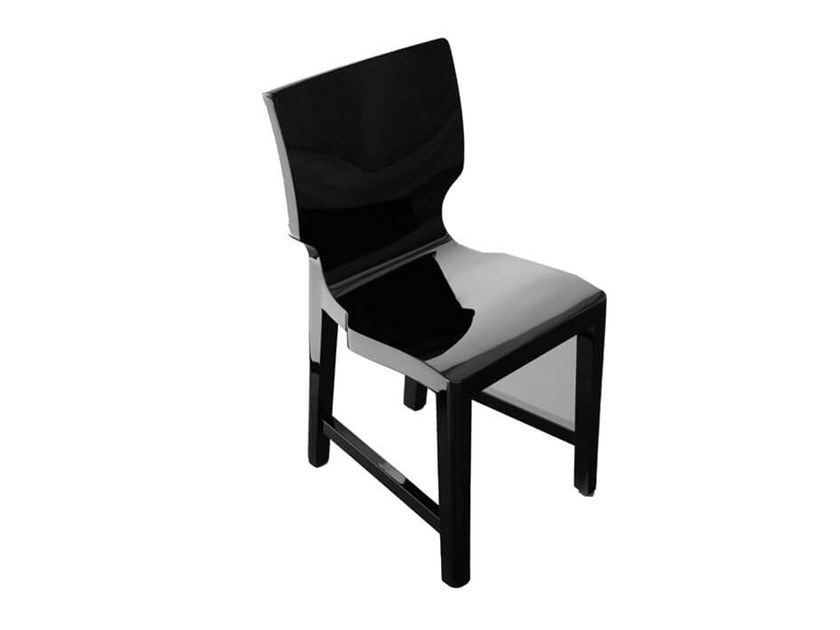 Lacquered chair ILIA by HC28