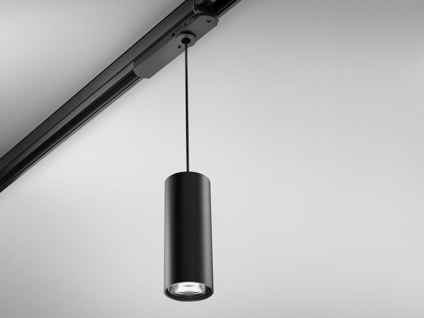Illuminazione a binario a LED in alluminio ILIOS S by Makris