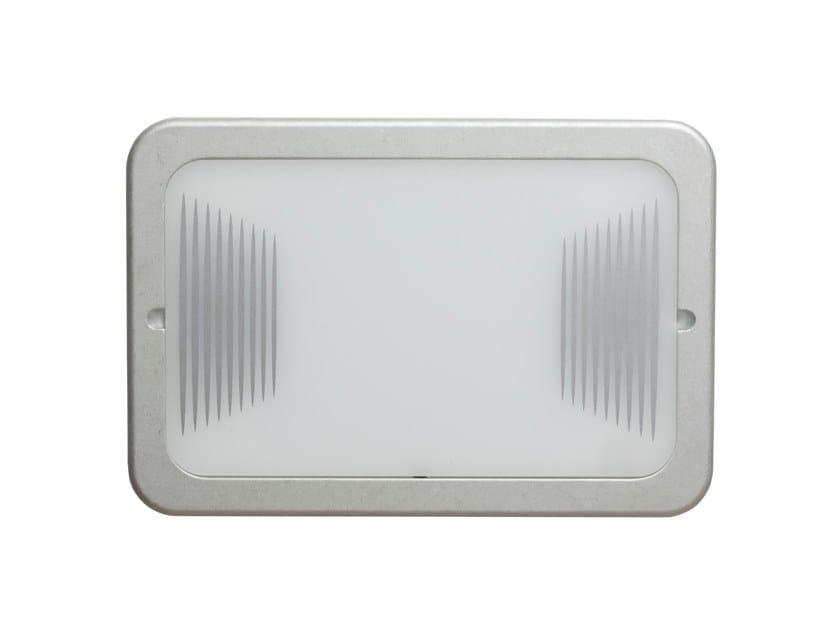 LED Anodized aluminium steplight ILLUMINA by ENGI