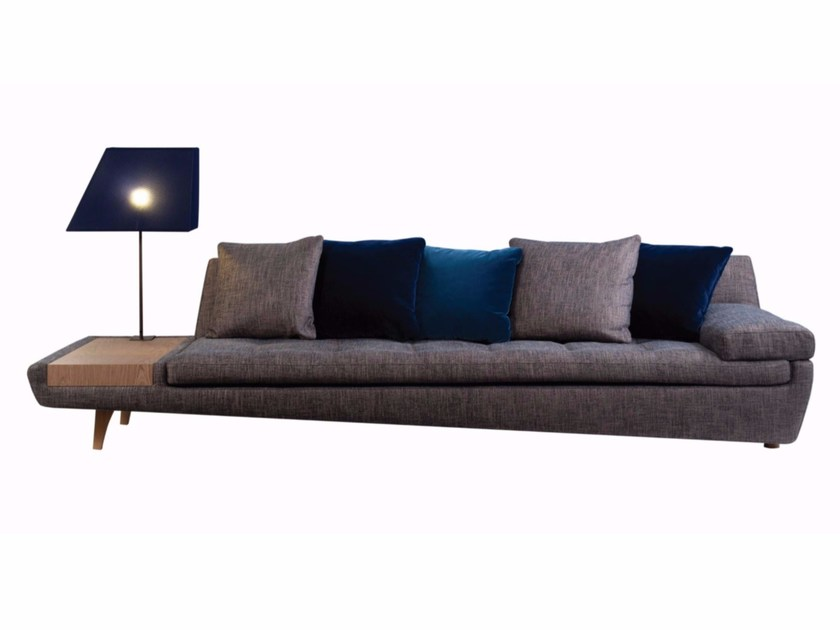 3 seater fabric sofa ILLUSION | Sofa by ROCHE BOBOIS