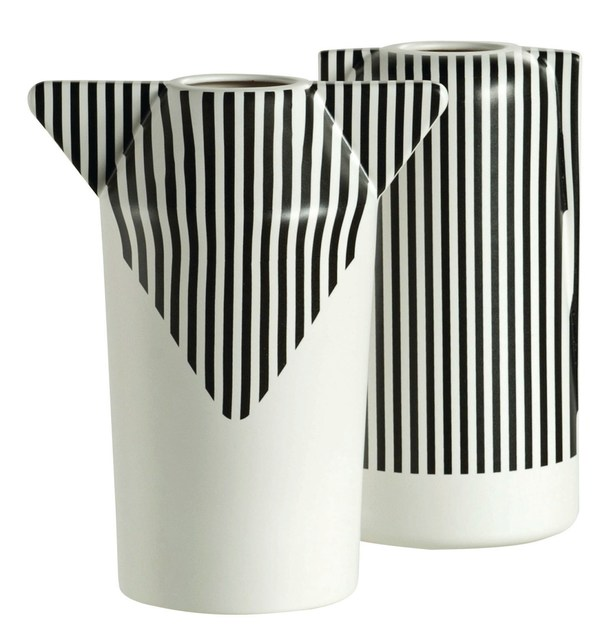 Ceramic vase ILLUSION by ROCHE BOBOIS