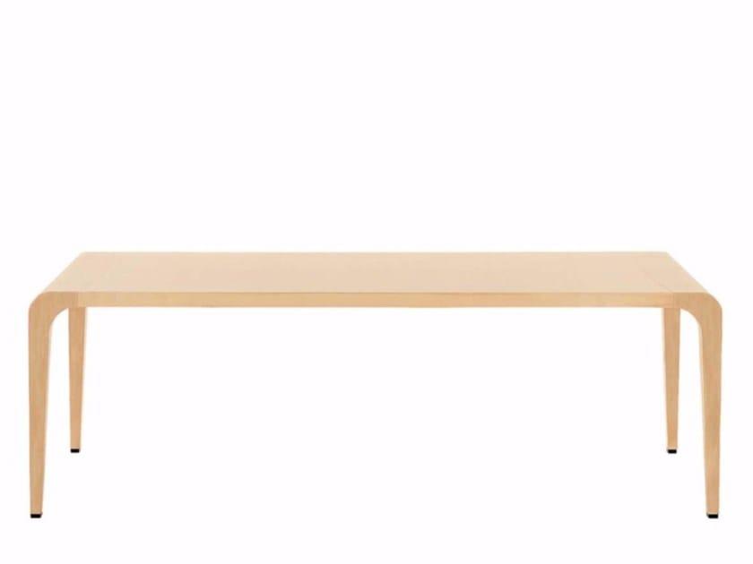 Tavolo Il Volo Alias.Tavolo Allungabile Rettangolare Ilvolo 390 By Alias Design