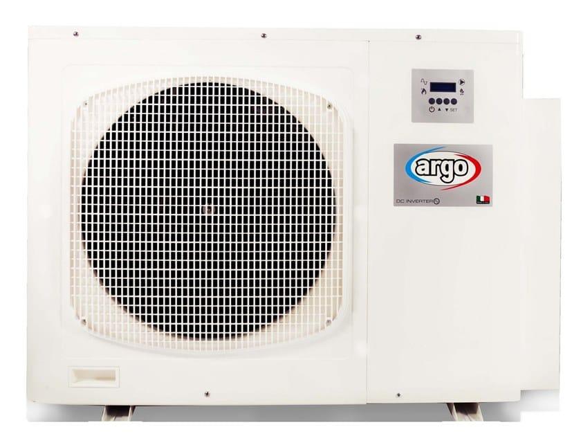 Air to water Heat pump IM 6 by Argo
