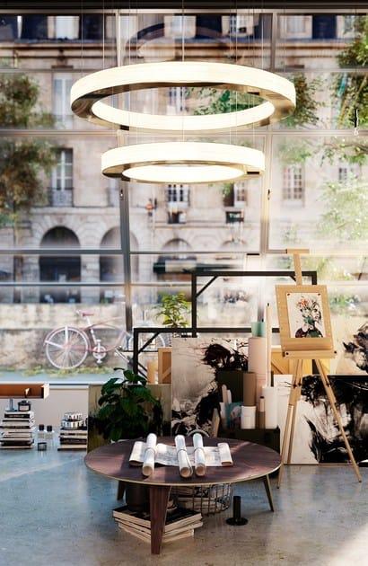 Cameron Design Sospensione In Imatra House Cristallo A Led Lampada mwnv08N