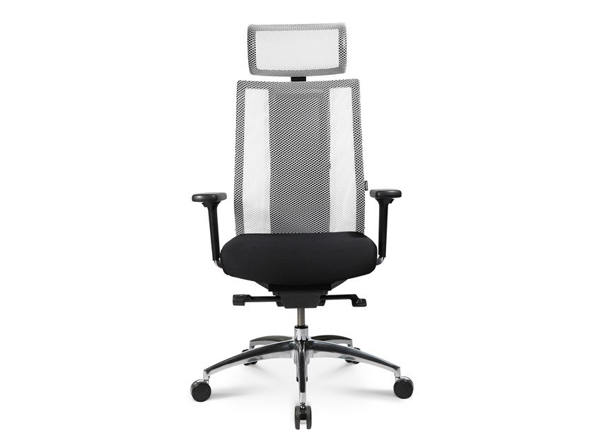 Swivel task chair with 5-Spoke base IMEDIC 20 by WAGNER