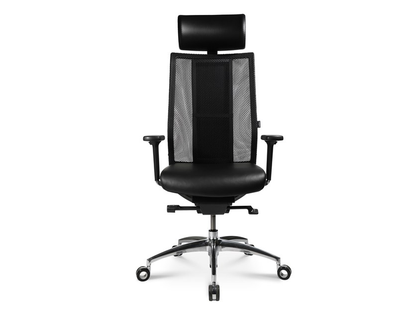Swivel task chair with 5-Spoke base IMEDIC LIMITED by WAGNER