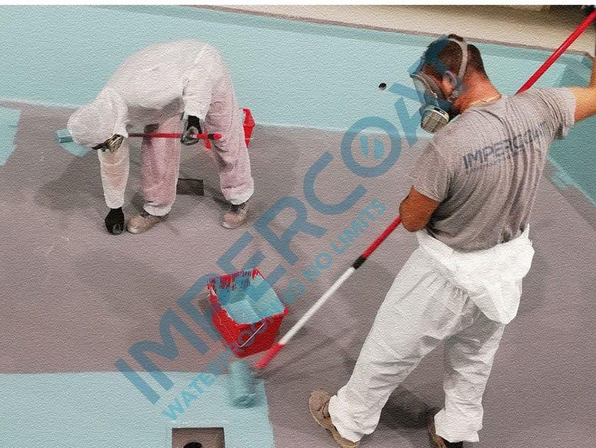 Flooring protection IMPERCOAT POLIUREA TOP COATING by Impercoat