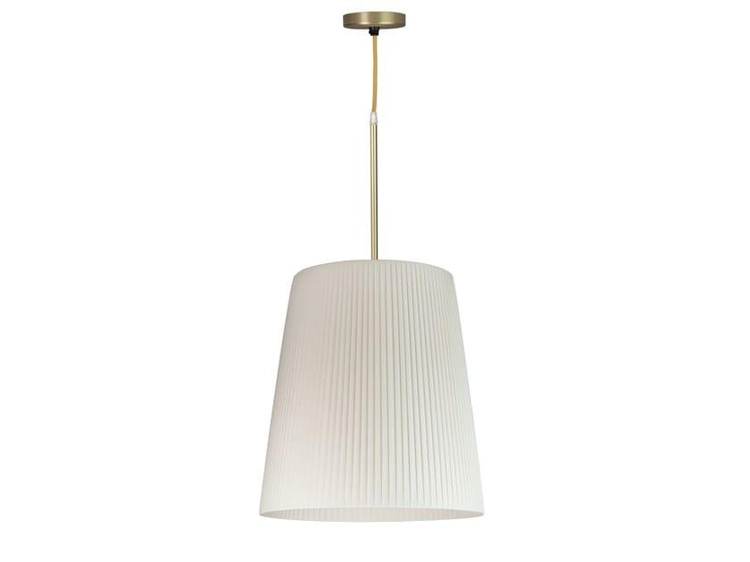 Fabric pendant lamp IMPERIA | Pendant lamp by Brossier Saderne