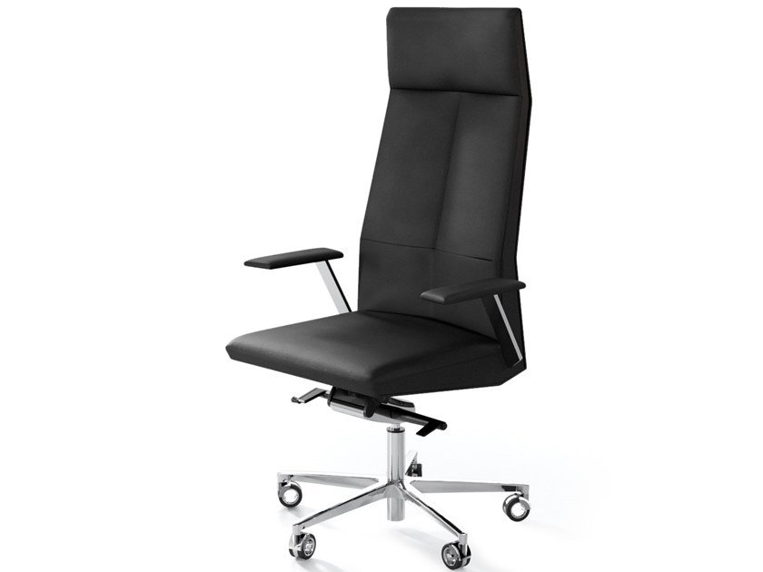 Executive chair with castors IMPERO   Executive chair with castors by IBEBI